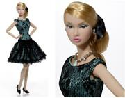 Poppy Parker Doll Foto Fab 2011 Limited To 400 Integrity Toys Unused New