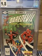 Cgc 9.8 Daredevil 174 1st Appearance Of The Hand