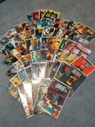Dc Batman Legends Of The Dark Knight 1-69 Run Including All 4 No. 1 And039s 1989