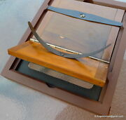 Antique Ica 20 X 25 C Wood Contact Printer Printing Photography Frame Wooden