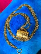 Chain Belt Necklace Vintage Accessories Goods From Japanese K11234