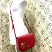 Beauty Kate Spade Shoulder Bag Tom And Jerry Red S1690