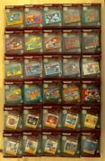 Game Boy Advance Famicom Mini Complete 30 Types Without Box