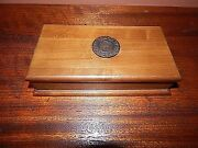Koin Television Channel 6 Portland Or. Commemorative Award Box. Excellent.