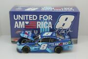 2021 Dale Earnhardt Jr 8 United For America 124 3528 Made Free Shipping