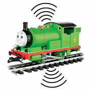 Bachmann Trains Thomas And Friends Percy Engine G Scale Train With Moving Eyes