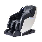 Electric Shiatsu Sliding Massage Sofa Chair Full Body Real Relax For Home Office