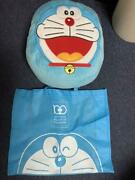 Arm Pillow Doraemon Plush Doll And Bag Taiwan Only