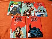 Batman Vengeance Of Bane Ii The Redemption Special 95 Bane Of The Demon 1 2 3 4