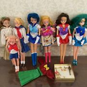 Sailor Moon Doll 7 Bodies At That Time 1 Uniform