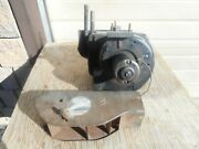 Used 1955 - 1959 Vintage Harrison Hd 02 58b Heater Motor W/ Core And Duct As Is