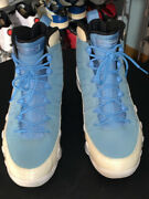 Air Jordan 9 For The Love Of The Game Andldquoftlotgandrdquo Rare Size 12 Pre-owned No Box