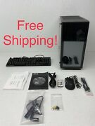 Cuk Continuum Gaming Desktop Computer With Cukusa Keyboard And Mouse
