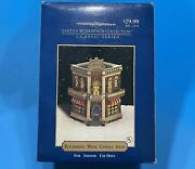 Santas Workbench Collections Classic Series Flickering Wick Candle Shop