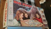 Bigfoot The Giant Snow Monster Board Game 1977 Milton Bradley Big Foot As Is