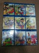Dragon Ball Z The Whole Story North American Blu-ray From Japan Fedex No.1287