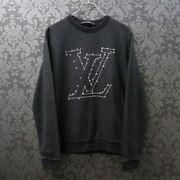 Louis Vuitton Lv Stitch Print And Embroidered Sweat Rm202m Fmc Hjy21w M No.4279