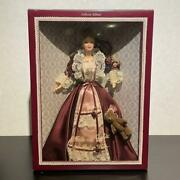 Barbie Doll Victorian Barbie With Cedric Bear Collector Mint Collection 22