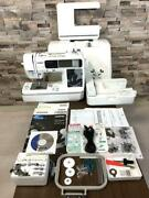 Good Condition Brother Computer Sewing Machine Emv8301 Fm1300d