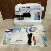 Computer Sewing Machine Frozen Brother With Cover Sewing Machine Brother Disney
