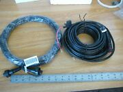Garmin 15m 48and039 Marine Radar Signal Data Cable And 15m Power Cable Gmr -new