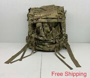Mt Assembly Military Surplus Rucksack Army Tactical Backpack Main Pack