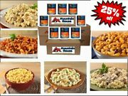 Mountain House 1 Year Entrees Emergency Food -basic Combo Pack- New