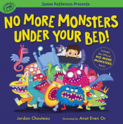 Chouteau Jordan/ Or Anat Ev...-no More Monsters Under Your Bed Book New
