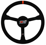 """Max Papis Mpi-mp-15-oe Steel Frame 15"""" Dished Stock Car Steering Wheel"""