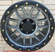 4 Wheels 20 Inch Rims For Hummer H2 Ford E-150 Nissan Nv 1500 2500 3500 -126