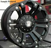 Wheels Rims 18 Inch For Saleena S281 S302 Lincoln Mkt Mkx Mkz Town Car - 327