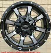 Wheels Rims 17 Inch For Saleena S281 S302 Lincoln Mkt Mkx Mkz Town Car - 328