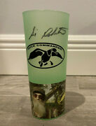 Duck Commander Autographed Cup Si Robertson