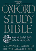 Jack Suggs-oxford Study Bible Revised English Bible With Apocrypha Book New