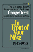 Orwell George-coll Essays Journalism And Lette Book New