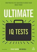 Russell Ken-ultimate Iq Tests 3/e Hbook New