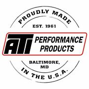 Ati For Pulley - Supercharger - 9.77 - 10 Grv - 09-15 - Cts-v Lsa - 25 Percent