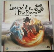 Legend Of The Five Rings Card Game 2017 Lot
