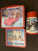 Gremlins Metal Lunch Box With Thermos