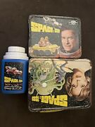 Space 1999 Lunch Box Thermos