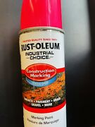 Rustoleum Spray Paint Fluorescent Pink 12 Cans, Selling A Dozen Of Those Cans
