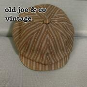 Vintage Old Joe And Co Hunting Hat Made In Japan Beret