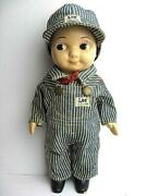 Buddy Lee 1950 Andrsquos Hickory Vintage Toy Lee Riders Character Doll Japan 78