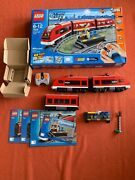 Lego 7938 Passenger Train. Very Good. Almost No Use. No Tracks But 100 Of Rest.