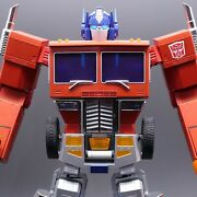Sold Out Transformers Optimus Prime Auto-converting Programmable Robot Exclusive