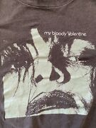 Vintage My Bloody Valentine Shirt Feed Me With Your Kiss Xl