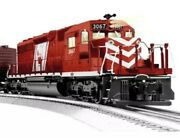 ✅lionel Legacy Jersey Central Sd40 Diesel Engine O Scale Cnj Of New O Scale