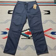 Nwt Rei Trailsmith Double Knee Blue Knight Pants Womens Size 14