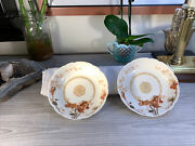 Antique Haviland Limoges Floral Variant Pattern Retired Scalloped Rare 1800andrsquos