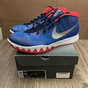 New 2015 Nike Kyrie 1 Usa Size 13 705277 401 Free Shipping